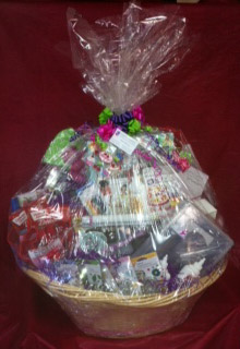 Unique favors gift baskets goodies everything you need to create your own cake including gift certificates for our classes negle Images